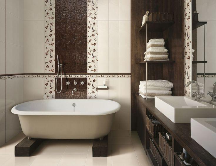 Дизайн маленьких ванных комнат - Сундук идей для вашего дома - интерьеры, дома, дизайнерские вещи для дома
