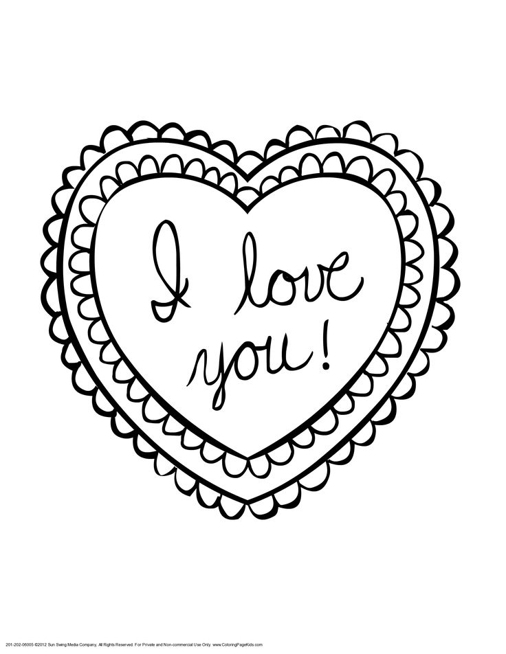 31 best color your heart out images on pinterest | drawings ... - Love Coloring Pages Teenagers