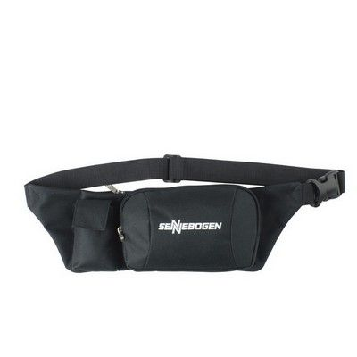 Nylon Waist Bag Min 25 - Bags - Accessories Bags - DH-10631 - Best Value Promotional items including Promotional Merchandise, Printed T shirts, Promotional Mugs, Promotional Clothing and Corporate Gifts from PROMOSXCHAGE - Melbourne, Sydney, Brisbane - Call 1800 PROMOS (776 667)