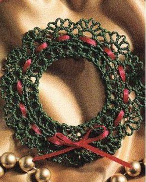 CROCHET CHRISTMAS ORNAMENTS FREE PATTERNS | Design Patterns
