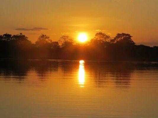 Brazílie, zájezd proti proudu Amazonky - CK Rajbas