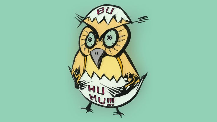 owl is a T Shirt designed by ElArrogante to illustrate your life and is available at Design By Humans