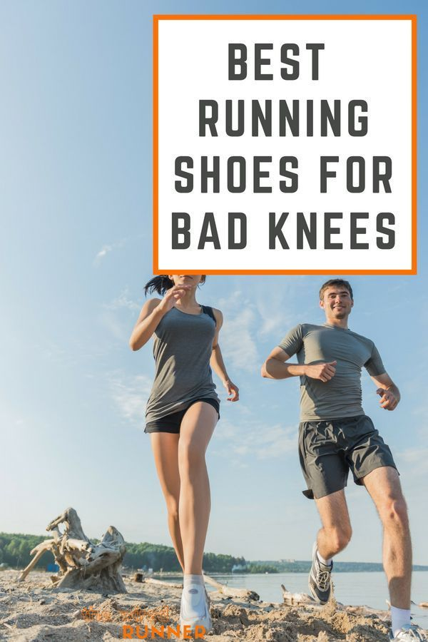 best trail running shoes for knee pain