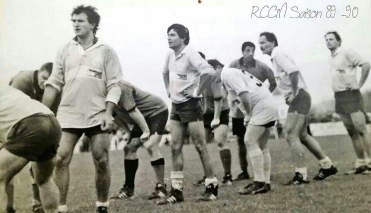 RCCM Saison 89 -90