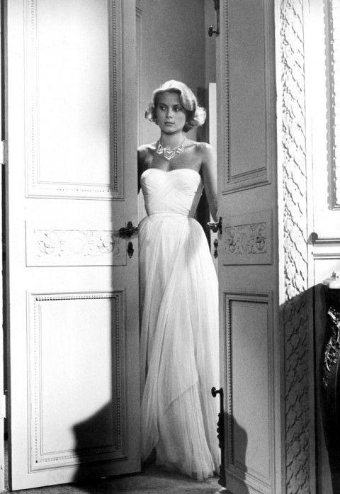 Grace Kelly.  Princess Grace of Monaco.  Style icon.  Fashion icon.  1950s icon.  Timeless fashion.  Style inspiration.