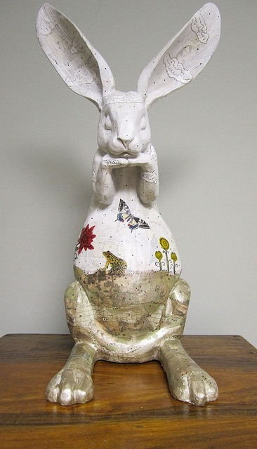 This is a Rabbits World by sarahogren, How cute is this :)