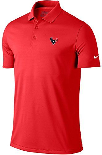 Nike NFL Houston Texans Victory Solid Polo XXL ** Read more reviews of the product by visiting the link on the image.