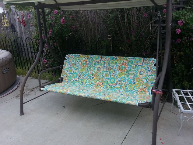 25 Best Ideas About Reupholster Outdoor Cushions On