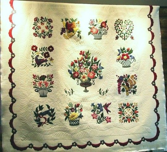 66 Best Baltimore Album Quilts Images On Pinterest Baltimore