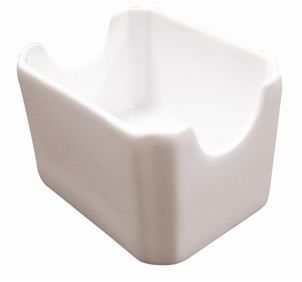 Great value porcelain range from Athena Hotelware. Tough, functional and practical, these popular products are ideal for your tea, coffee, biscuits, sugar, hot chocolate or anything else you prefer to offer your guests.  Keep you room clean and tidy with this simple but necessary holder.