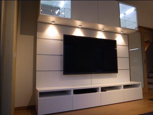 Die besten 25+ Ikea tv wand framsta Ideen auf Pinterest Tv wand - Wohnzimmer Ikea Besta