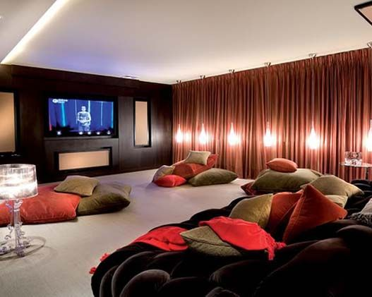 258 Times Like By User Small Theater Room Decorating Ideas Cinema In