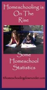 Homeschool Statistics in Australia
