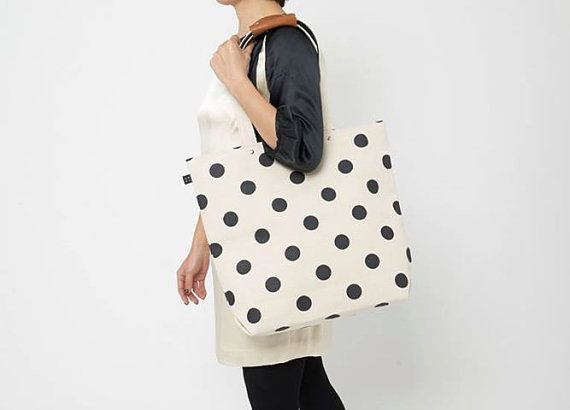 travel totebag high quality japanese canvas hand screen print - Travel Tote Bags