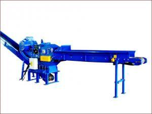 KENOBI SRL - Tocator deseu lemn Skorpion 250EB/2, chipper for lumber, waste wood, industrial type, professional use