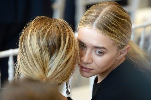 Мэри-Кейт и Эшли Олсен диктуют тренд на грязные волосы