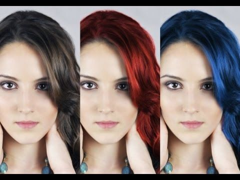 Change Hair Color Online With Pixlr