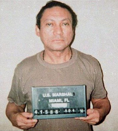 Panama: Manuel Noriega in Critical Condition after Brain Hemorrhage