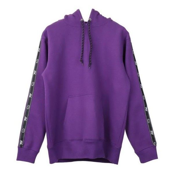 PHIRE WIRE WAVES BECOME WINGS HOODIE PURPLE (2.340.900 IDR) ❤ liked on Polyvore featuring tops, hoodies, hooded sweatshirt, purple hoodie, wing hoodie, hooded pullover and purple top