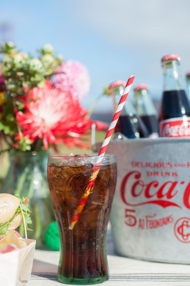 Best drink on a warm day. #cokestyle