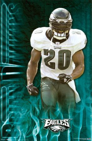 Philadelphia Eagles- Brian Dawkins