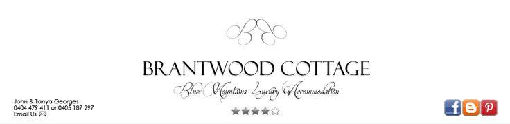 Brantwood Cottage Website www.brantwoodcottage.com.au