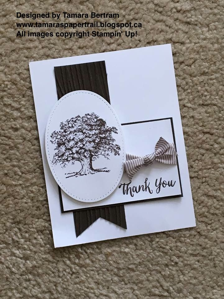 Happy Tuesday!'   Day 3 of sharing my Conference Swaps. Today I'm sharing the cards made using the CLASSIC Lovely as a Tree set. This is t...