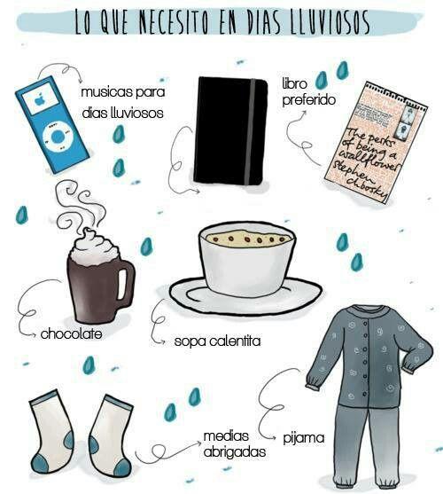 Dias lluviosos