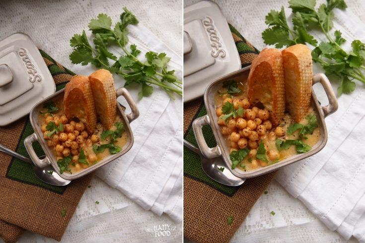 HAPPYFOOD - Ломбардский суп с нутом /Zuppa lombarda