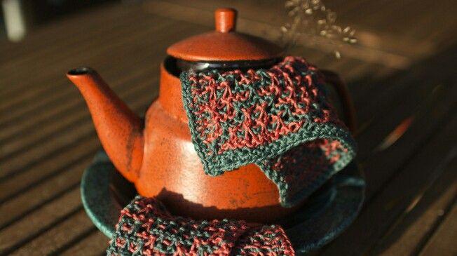 Mosaic knitting https://purepurly.com