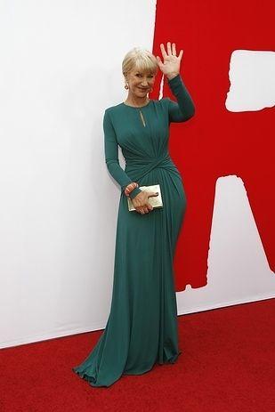 Helen Mirren Wore Stripper Heels, Looked Stunning