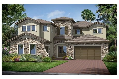 Laurel By Standard Pacific Homes At Watercrest At Parkland