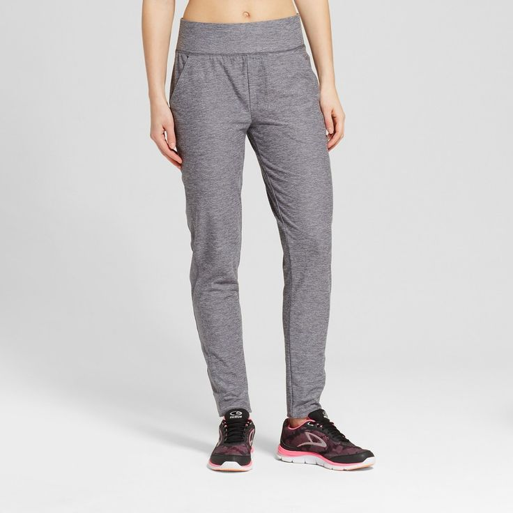 Women's Cover Up Pant - Dark Grey Heather XS - C9 Champion