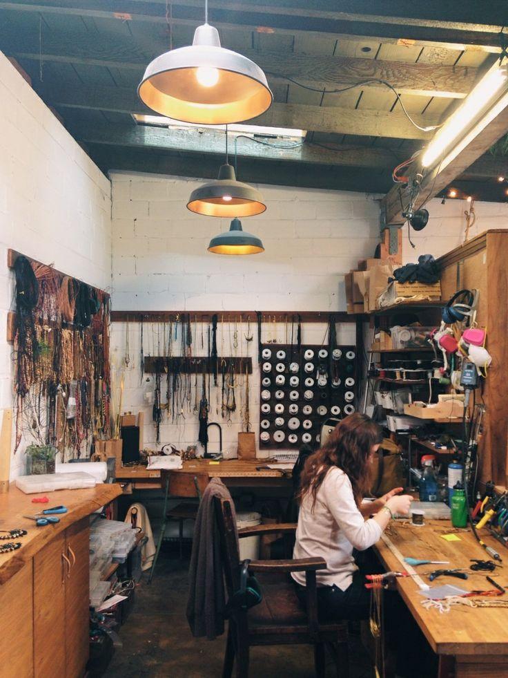 Studio | Marisa Haskell.