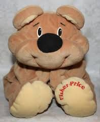 fisher price rumple bear 1993