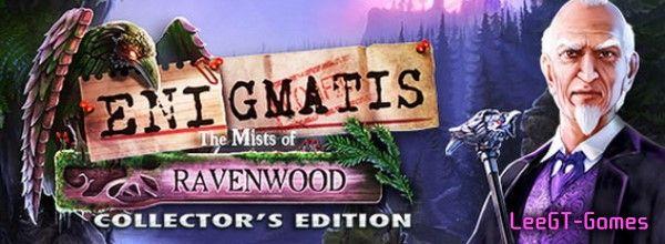 LeeGT-Games: Enigmatis 2: The Mists of Ravenwood Collector's Ed...