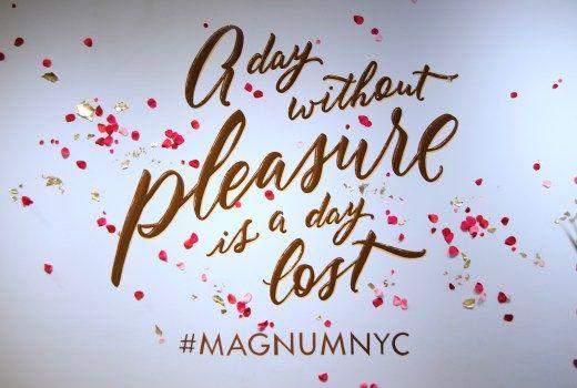 Magnum Ice Cream NYC