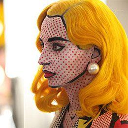 Lichtenstein disguise