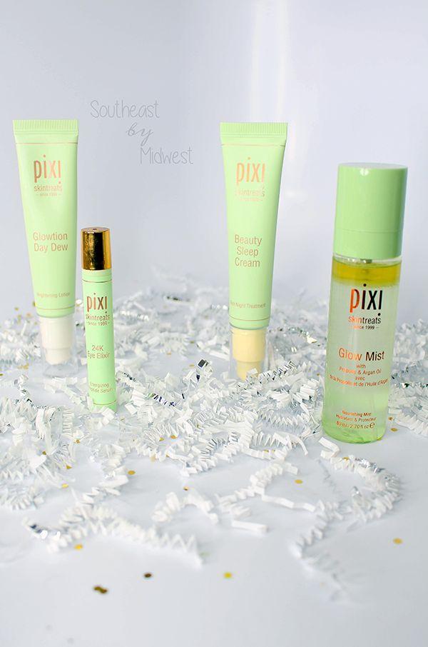 Pixi by Petra SkinTreats    Southeast by Midwest #beauty #bbloggers #PixiGlow #PixiBeauty