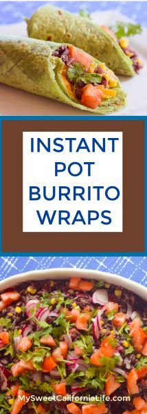 Can't wait to serve this again! You'll get raves from your guests! This is so great for easy casual entertaining because you can spend a lot more time with your guests while this is cooking. Serve it in a dish as a side, or for burrito wraps. It makes... #beans #blackbeans #californiacuisine