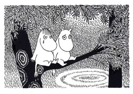 Tove Jansson, Moomintroll and The Snork Maiden