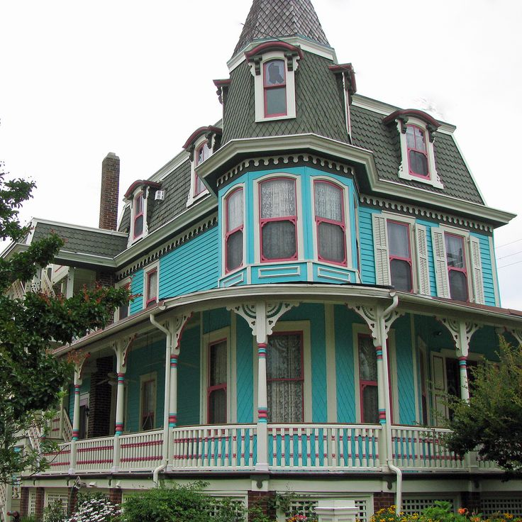 504 Best Images About Victorian Style Homes On Pinterest