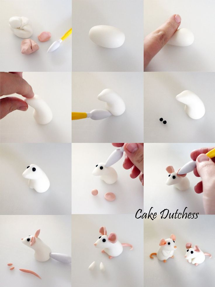 Little mouse tutorial
