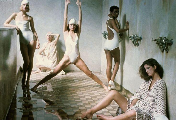 Deborah Turbeville, American Vogue, May 1975