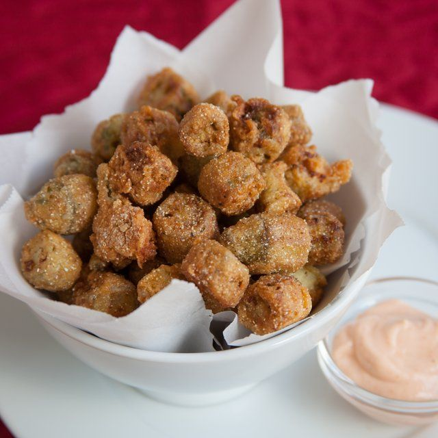 How To Bread Okra For Frying Freezing Okra And Breads