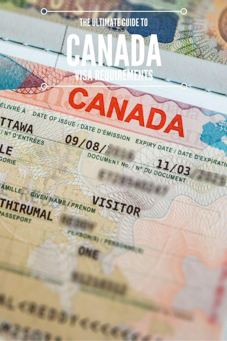 Canada Tourist Visa Requirements in 2020 Canada travel