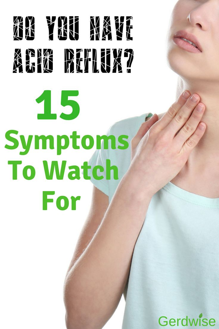 What are the symptoms of Acid Reflux and GERD? Check out this article from our Knowledge Hub to learn about typical symptoms of acid reflux and GERD.