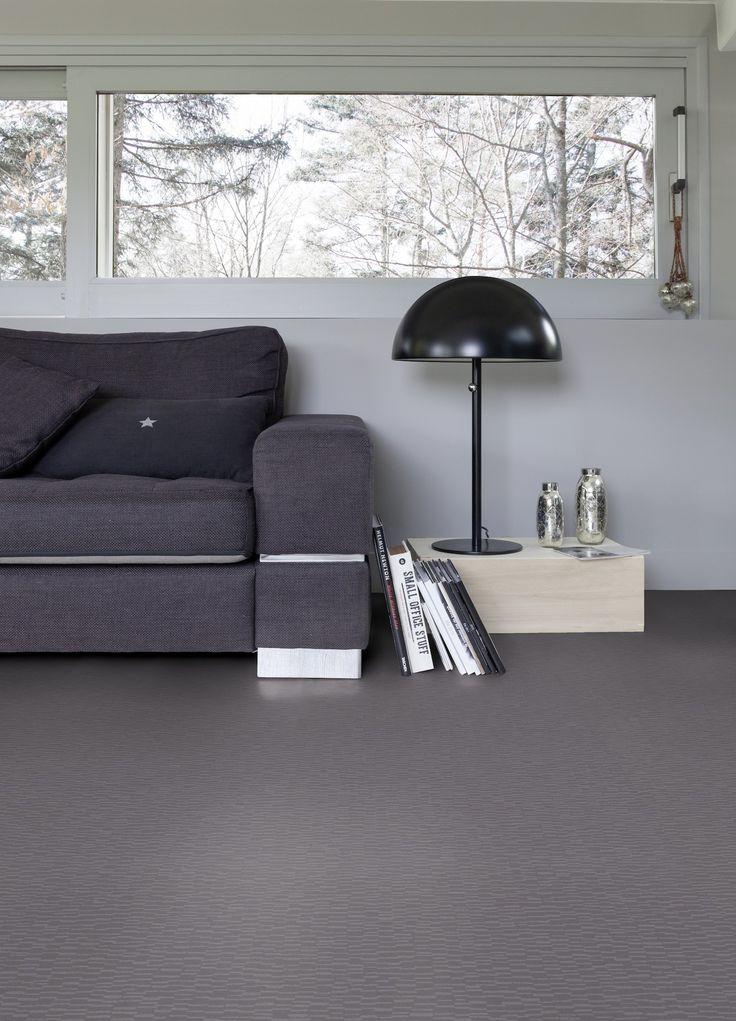 Mix Grey - Texline HQR by #Gerflor #flooring #homedecor www.gerflor.com