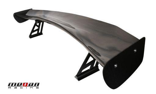 Subaru WRX STi Megan Racing Carbon Fiber Wing