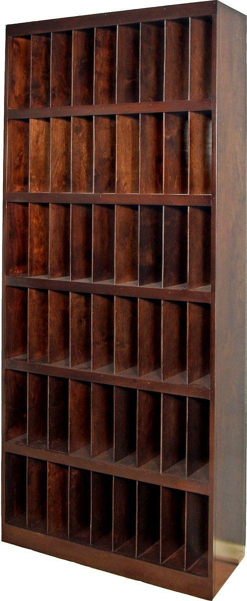 Custom Made Record Storage Unit